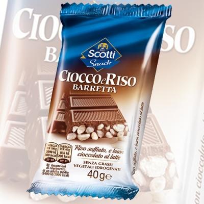 30 Ciocco e Riso Scotti